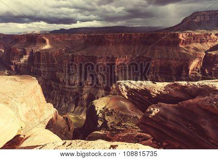 Grand Canyon landscapes