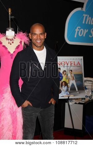 LOS ANGELES - NOV 17:  Amaury Nolasco at the Press Junket For NBC's