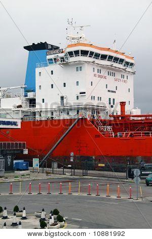 Dutch tanker ALESSANDRO DP