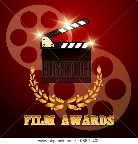 Film Awards Poster