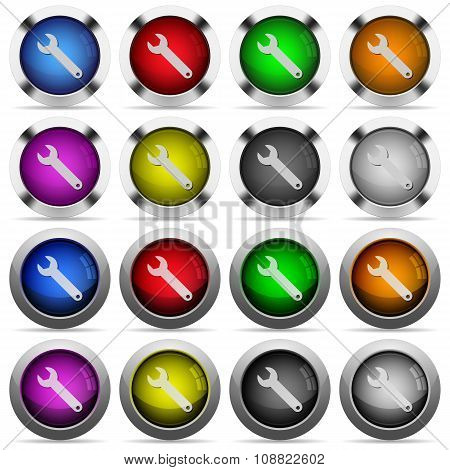 Wrench Button Set