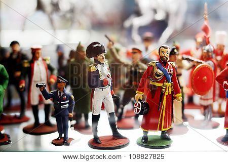 Figurines Of Famous Characters