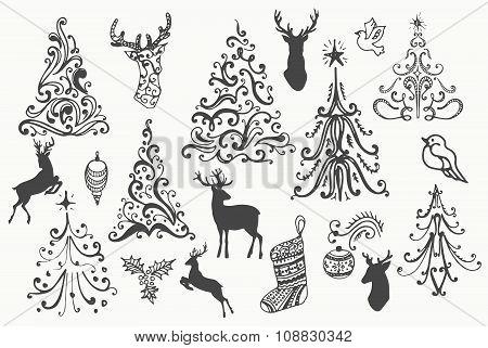 Design christmas set