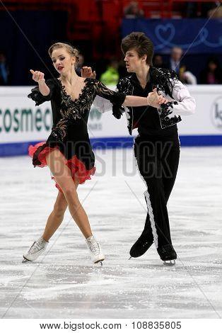 Alexandra Stepanova / Ivan Bukin (rus)