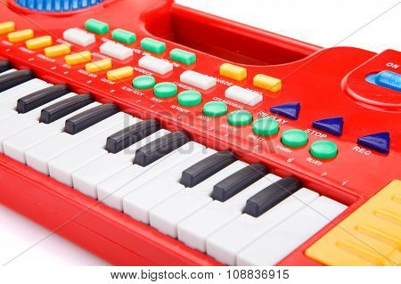 electrical toy piano