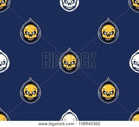 Reaper Head Pattern