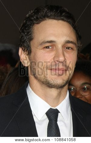 LOS ANGELES - NOV 17:  James Franco at the
