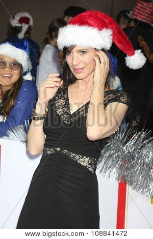 LOS ANGELES - NOV 17:  Perrey Reeves at the