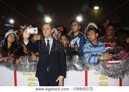 LOS ANGELES - NOV 17:  Joseph Gordon-Levitt at the