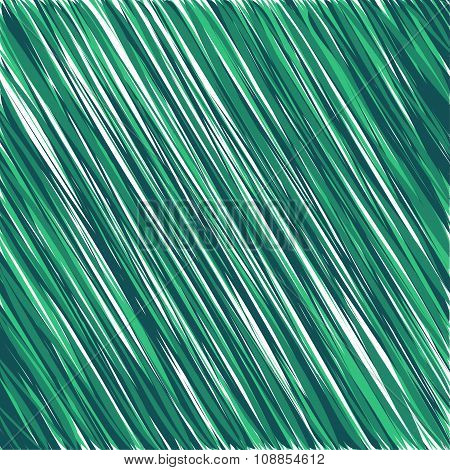 Green abstract background shading