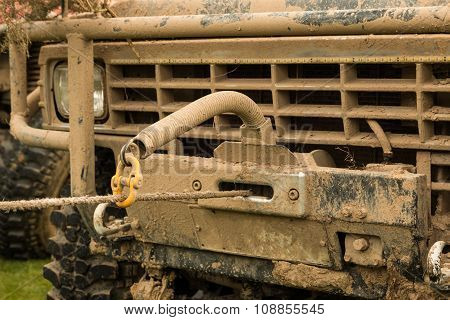 Front Winch