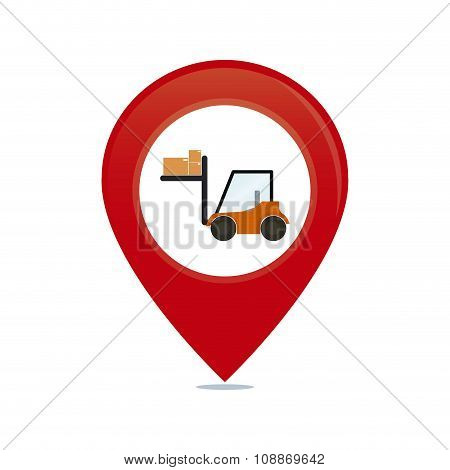 Delivery Object illustration