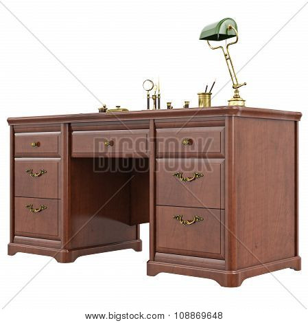 Table cabinet classic style