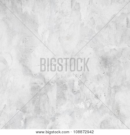 White Concrete Wall Background Photo Texture