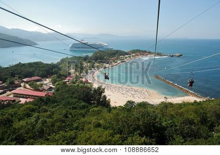 Zipline In Haiti