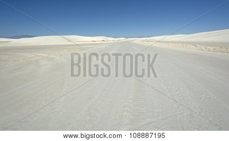 White Sand Highway