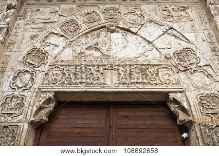 Convent Of Santa Isabel De Los Reyes