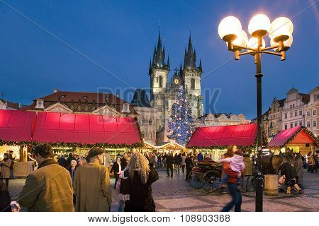 Christmas In Prague (unesco), Czech Republic