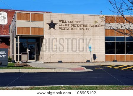 Will County Jail Visitation Center