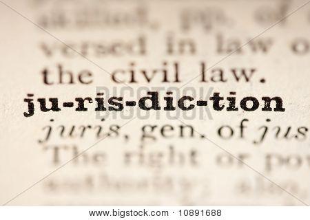 Word Jurisdiction