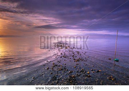 Sunrise Lesbos