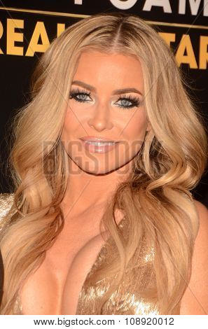 LOS ANGELES - NOV 19:  Carmen Electra at the Premieres Of