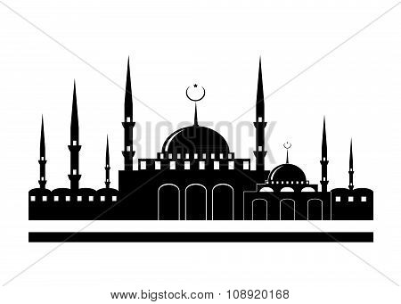 icon mosque.