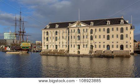 Maritime Museum Amsterdam