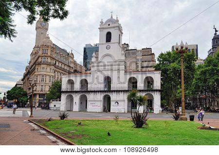 Buenos Aires Cabildo