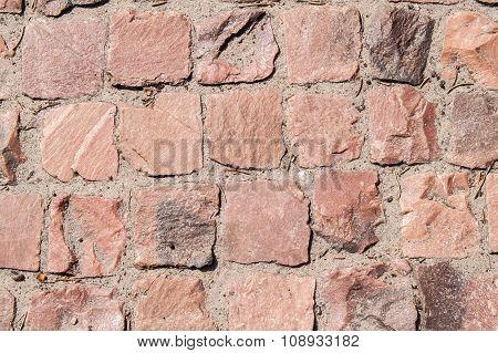 Laying Brick Wall