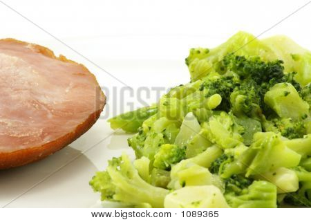 Ham And Broccoli