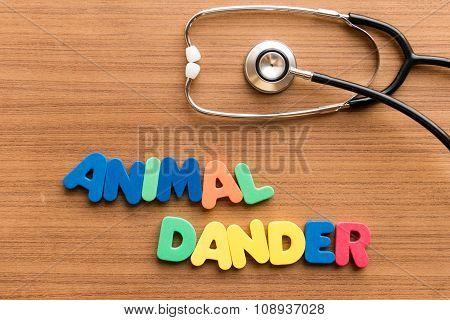 Animal Dander