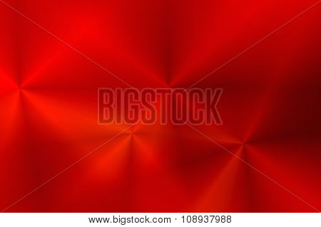 Abstract Pattern Of Red Color