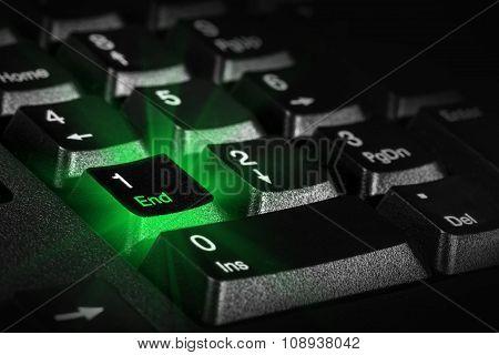 Illuminated Key