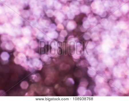 Purple Blur Abstract Background
