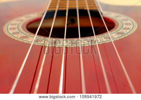Guitar And Strings