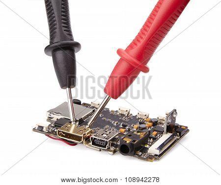 Repair Electronic
