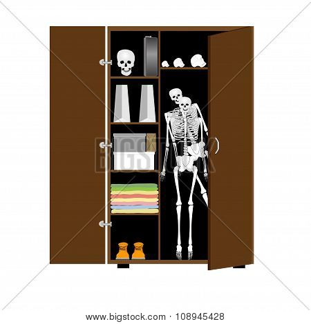 Skeleton In The Cupboard