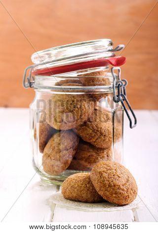 Sugar Cookies In A Jar