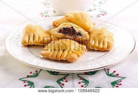 Fig Filling Pastries