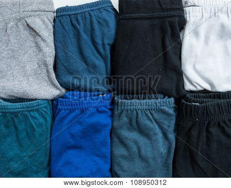 Variety Of Men Pants