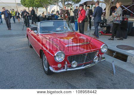 Fiat Cabriolet 1200 1963