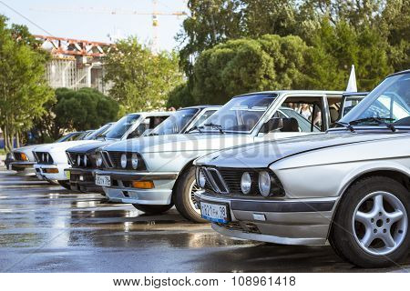 Old-car Bmw 6-series 630