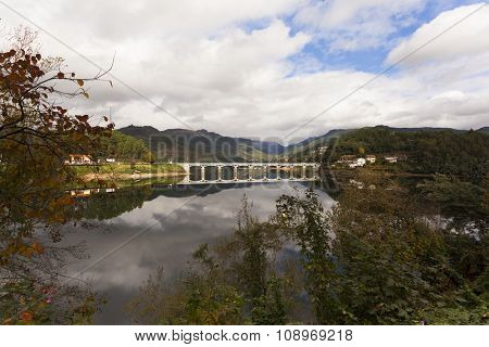 Bridge of Geres National Park - Portugal