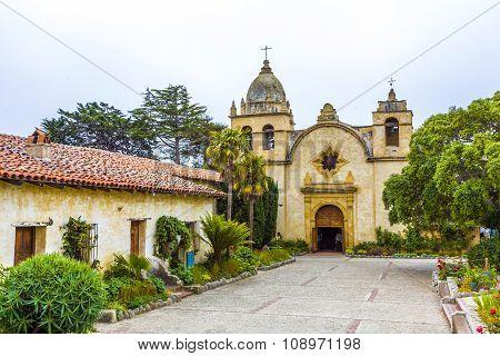 Carmel Mission