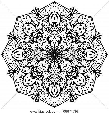 East Elegant Mandala.