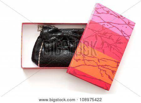 Clutch Bag In Gift Box