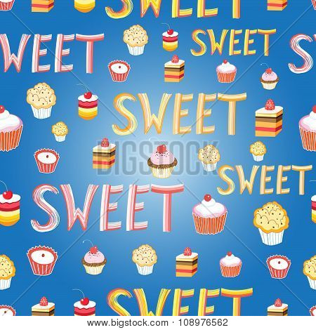 Delicious Sweet Cakes