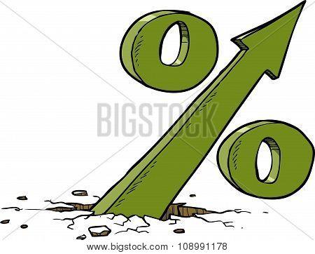 Percentage Of Holes