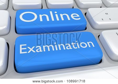 Online Examination Concept